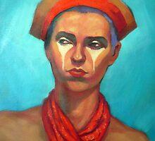 The Sad Clown by Roz McQuillan