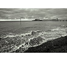My Sea Photographic Print