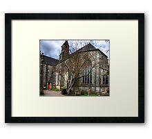 Mid Calder Parish Church Framed Print