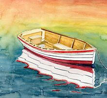American Skiff by Melly Terpening