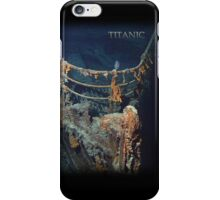 Titanic iphone No.3 iPhone Case/Skin