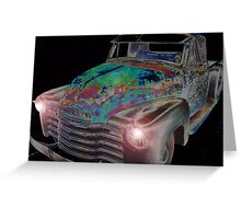 Cool Truck 2 Greeting Card