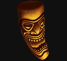 The laughing Tiki Unisex T-Shirt
