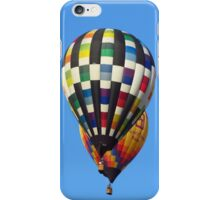 Hot air balloons for iPhone iPhone Case/Skin