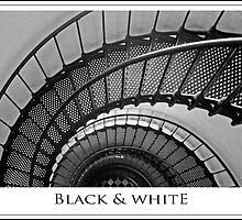 Black & White Poster by Joanne Henig Photography