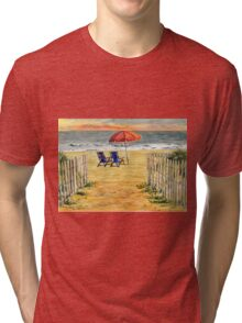 The Day Awaits Tri-blend T-Shirt