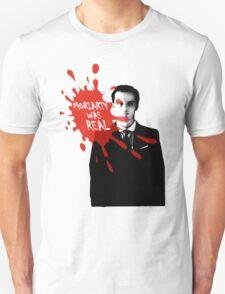Moriarty Was Real - Jim - Sherlock BBC T-Shirt