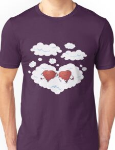 DREAMY HEARTS Unisex T-Shirt