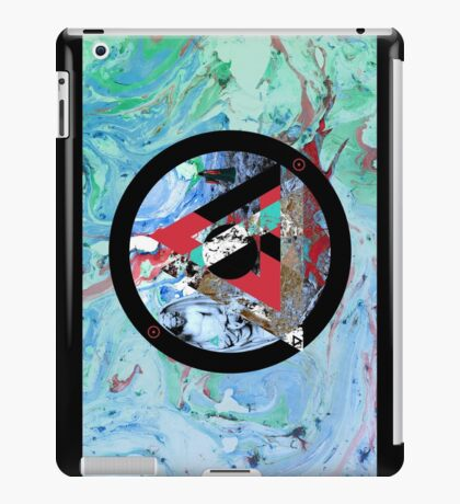Somewhere not here 2 iPad Case/Skin