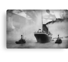 Maiden Voyage Canvas Print