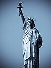 Lady Liberty by Walter Quirtmair
