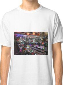 Cute Glowing Lights Store Classic T-Shirt