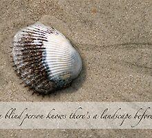 """Blind"" Poster by Joanne Henig Photography"