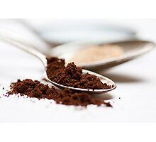 Coffee Prep Photographic Print