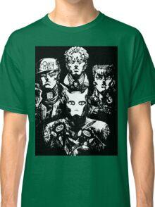 Jojo's bizarre adventure Classic T-Shirt
