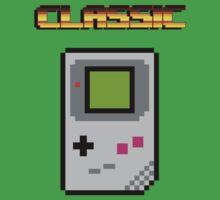 8 bit Gameboy Classic by PlatinumBastard