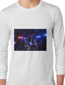Band Playing Live Music Long Sleeve T-Shirt