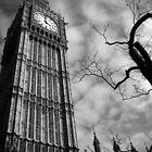 Big Ben by Phoonaz