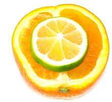 orange and lime by pashigorov