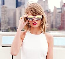 Taylor Swift New York by LindeSwi13