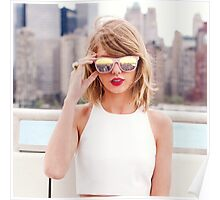 Taylor Swift New York Poster