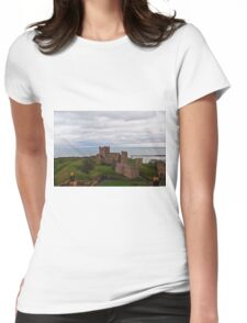 Dover Castle Womens Fitted T-Shirt