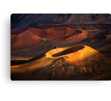 Haleakala Crater 2 Canvas Print