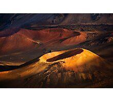 Haleakala Crater 2 Photographic Print