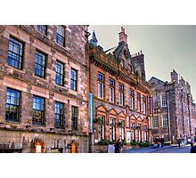 The Scotch Whisky Experience Photographic Print