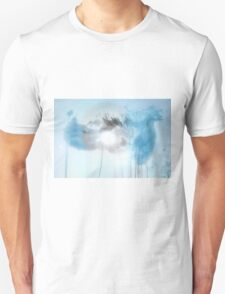 Artsy Water Photography Shower T-Shirt