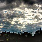 Edinburgh Silhouette by Tom Gomez