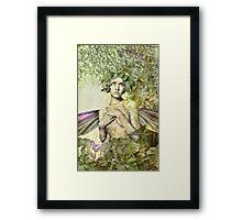 Thallia Framed Print