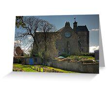The Parish Church at Kirkliston Greeting Card