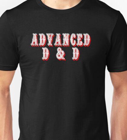 Advanced D&D Unisex T-Shirt