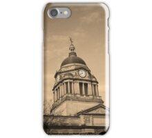 Fort Wayne, Indiana - City Hall iPhone Case/Skin