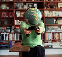 Globe by Kelly Nicolaisen
