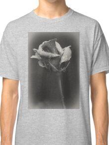 Gray rose Classic T-Shirt