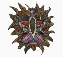 Aztec Lion by KukiWho