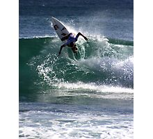 Chase Wilson Surfer Photographic Print