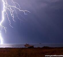 Big Safety Bay Bolt by stevebrooks