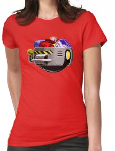 The Flying Robotnik Womens Fitted T-Shirt