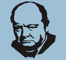 CHURCHILL by OTIS PORRITT