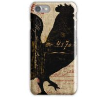Ferme Rooster Farm iPhone Case/Skin