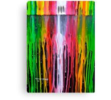 SPIRIT WORLD....... Canvas Print