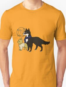 Hounds of Baker Street - Sherlock BBC T-Shirt