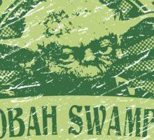 Dagobah Swamp Ale Sticker