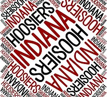 Indiana Hoosiers by coreybloomberg