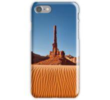 Totem Pole Sands iPhone Case/Skin