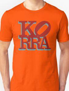 Love Korra T-Shirt