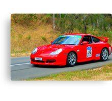 Porsche 911 GT3 - 2000 Canvas Print